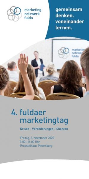 Flyer 4. fuldaer marketingtag